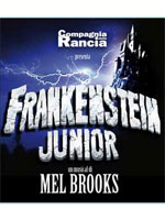 Frankenstein Junior a Parigi