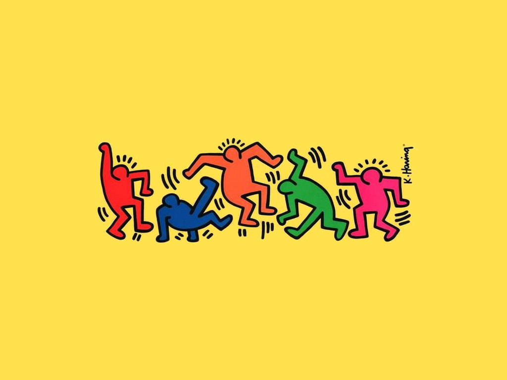 Galleries Related Keith Haring Wallpaper